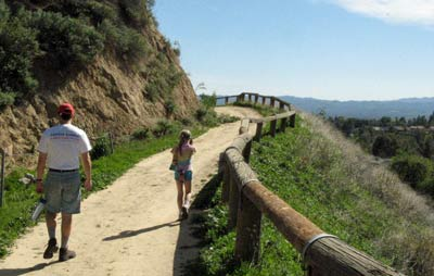 Great Hiking In Porter Ranch Porter Ranch Neighborhood