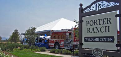 Porter Ranch Welcome Center