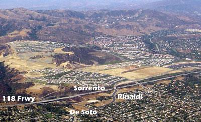 Rinaldi Through to De Soto