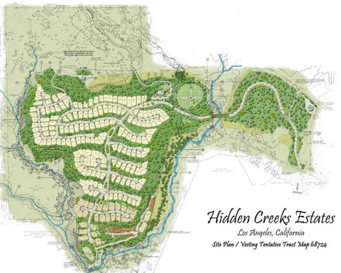Hidden Creeks Plan