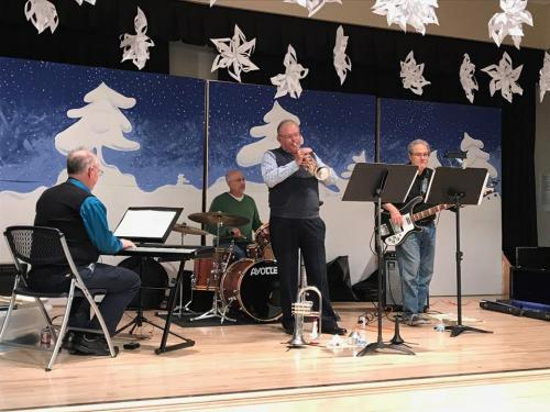 Holiday Party Jazz Band