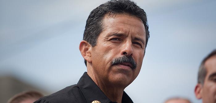 Fire Chief to Address Porter Ranch Photo by John Schreiber